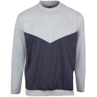 Nike Golf Pullover - NK Shield Victory Crew - Sky Grey SS20