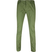 BOSS Golf Trousers - Rogan 4-1 Tech Chino - Olive Night SP20