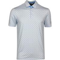 adidas Golf Shirt - Ultimate BOS Polo - Sky Tint SS20