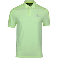 adidas Golf Shirt - Sport Aero Ready Polo - Solar Yellow SS20