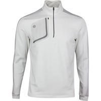 Galvin Green Golf Pullover - Dwight Insula - White SS20