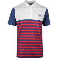 PUMA Golf Shirt - Volition Allegiance Polo - Dark Denim SS20