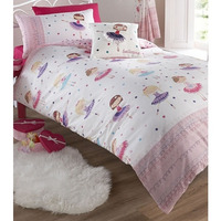 Ballerina Single Bedding - Ballet Dancers