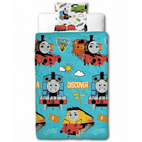 Thomas and Friends Ride On Single Duvet