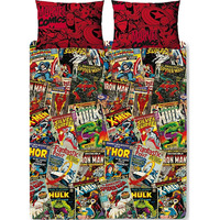 Marvel Comics Double Duvet