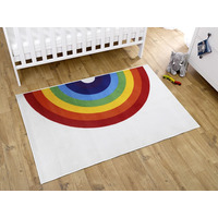 Rainbow Rug 100 x 150 cm