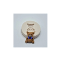 Small Silicone Mould - Teddy (1pc)