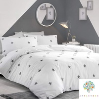 Tufted Star Bed Sets - 100% Cotton