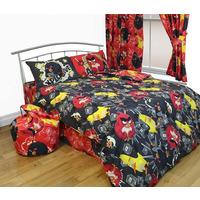 Angry Birds TNT Duvet Set Red/Black