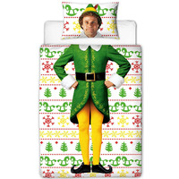 Buddy the Elf Bedding, with Will Farrell
