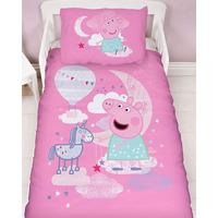 Peppa Pig Toddler Bedding - Stardust