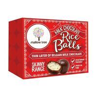 Mallow Tree - Dark Belgian Chocolate Rice Balls (35g)