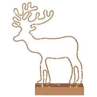 LED Deer Lighting - Gold