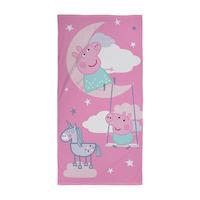 Peppa Pig Stardust Towel - 100% Cotton