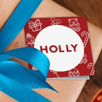 From Santa Gift Tags - Pack of 8