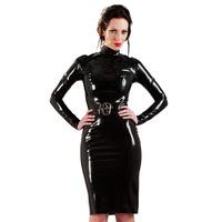 Latex Rubber Incognita Dress