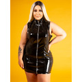 PVC Samantha Dress - Plus Size