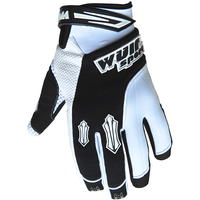 Kids Clothing & Protection Wulfsport Stratos Gloves White