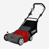 Cobra S36E 14 Electric Scarifier / Lawn Raker