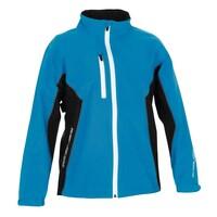 Galvin Green Junior Richie Paclite Waterproof Golf Jacket Blue