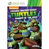 Image of Teenage Mutant Ninja Turtles Danger of the Ooze [Xbox 360]