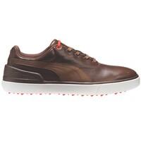 Puma Monolite V2 Golf Shoes Bison Brown AW15