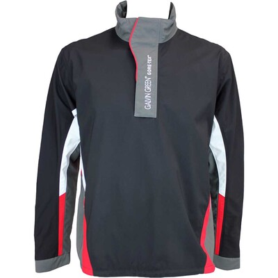Galvin Green Albin Waterproof Golf Jacket Black-Gunmetal