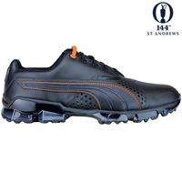 Puma Titan Tour King Golf Shoes Limited Edition Black