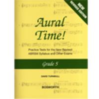 Aural Time Grade 5 (Turnbull)