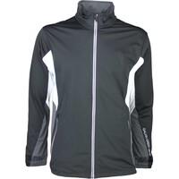 Galvin Green Windstopper Golf Jacket - BRIAN Black