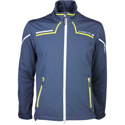 Cherv242 Waterproof Golf Jacket MAROGNA Navy SS16
