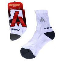 ashaway-as03-performance-court-socks-black