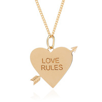 love-rules-necklace-gold