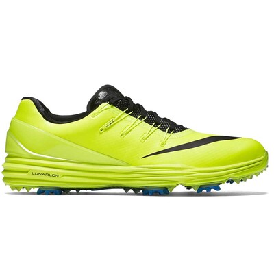 Nike Golf Shoes - Lunar Control 4 - Volt AW16