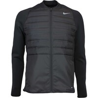 Nike Golf Jacket - Aeroloft Hyperadapt Zip - Black AW16
