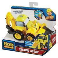 Bob The Builder Talking Scoop