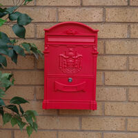Imperial Red Letterbox