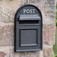 Oxford Through The Wall Post Box