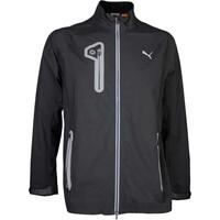 Puma Golf Jacket - Storm Pro Waterproof - Black 2017