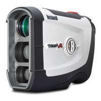 Bushnell Golf Laser Rangefinder - Tour V4 Jolt - White