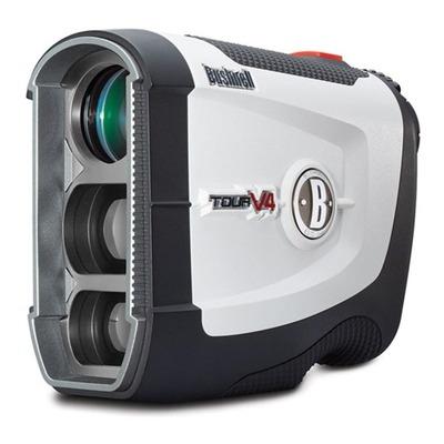 Bushnell Golf Laser Rangefinder Tour V4 Jolt White