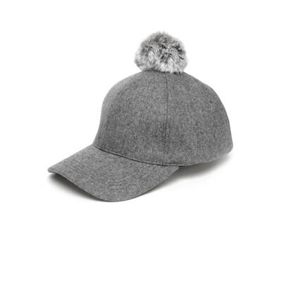 Baseball Cap - Grey