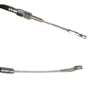 Al Ko Replacement Drive Clutch Cable 8211 Dogleg Both Ends 410770