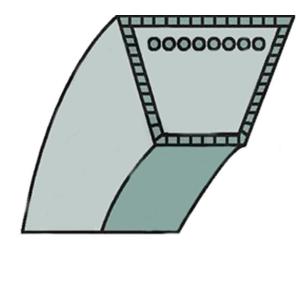 Al Ko Replacement Belt P109260050921