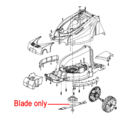 Click to view product details and reviews for Cobra Blade Gtrm34 13 Electric Lawnmower 1408205.