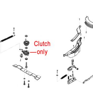Al Ko Blade Brake Clutch 470431