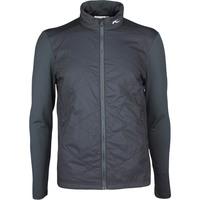 KJUS Golf Jacket - RETENTION - Black SS17