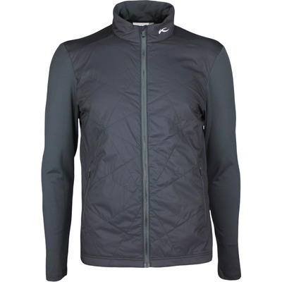 KJUS Golf Jacket RETENTION Black SS17