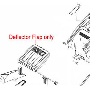 Al Ko Lawnmower Grass Deflector Flap 46346702