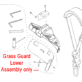 Click to view product details and reviews for Mitox Grass Guard Lower Assembly Mi14005060400.